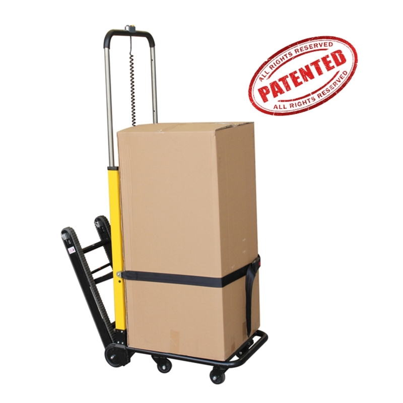Power Stair Climbing Hand Truck Electric Stair Climber Truck Motorized Stair Climbing Trolley