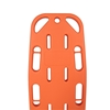 children plastic backboard stretcher