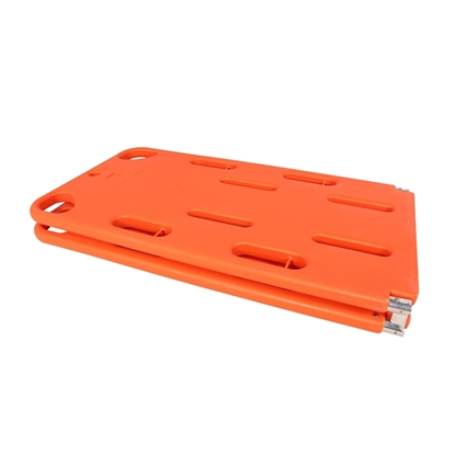 folding plastic backboard