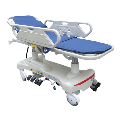 Electric Emergency Transport Stretcher