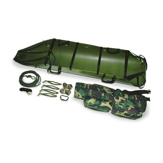 multifunctional rescue stretcher