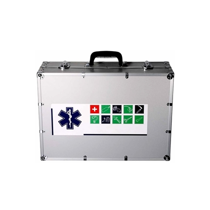 Integrated Aluminum First-aid Kit