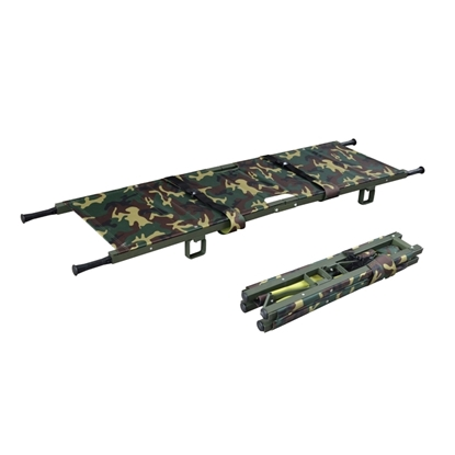 Lengthwise and Widthwise foldable stretcher, stretcher Fold by length and width,Lengthswise and crosswise folding stretcher,Lengthswise and transverse foldaway stretcher