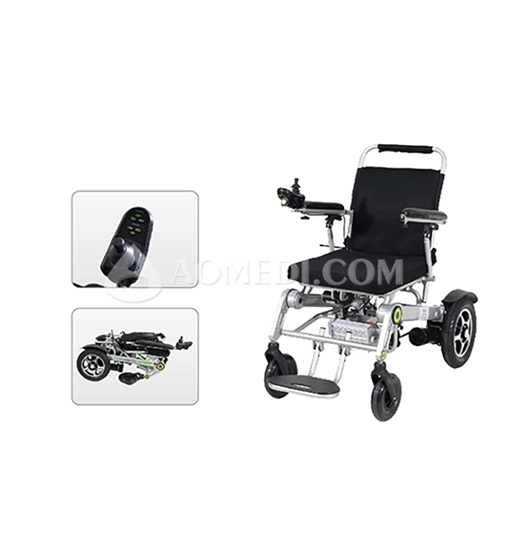 Image sur ST-EW13 Full automatic GPS electric wheelchair