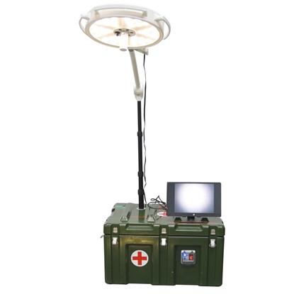 Image de Emergency Operation Lamp With High-definition Camera System (SE-01F)