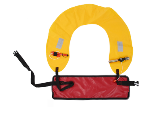 Foto de Water Inflatable Lifebuoy Ring (EMS LJ101)