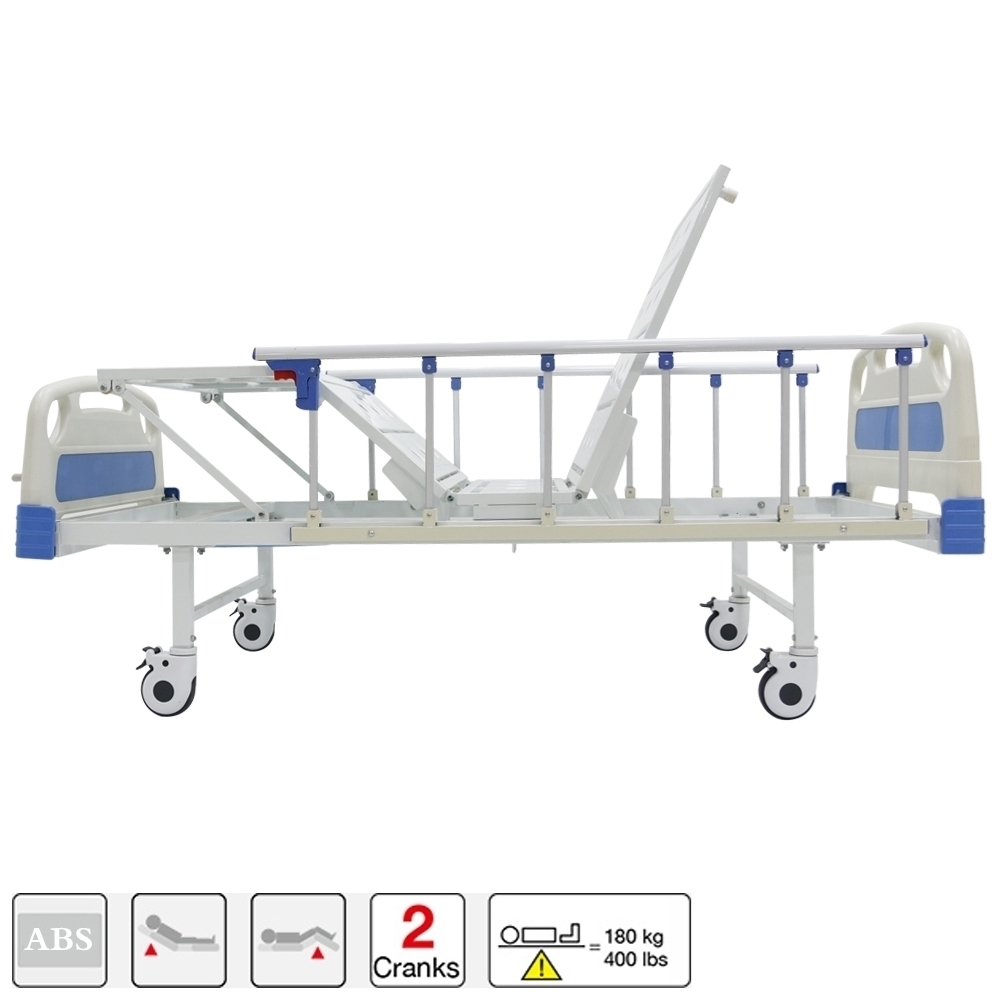 Manual Hospital Foldable Bed Hb Manual Guide