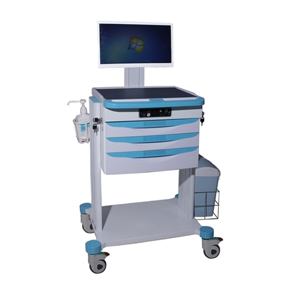 Picture of Wireless All-in-one Computer Cart AO-LT01C