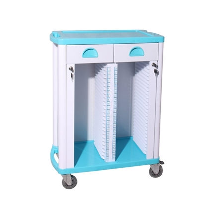 Picture of Hospital Patient Chart Cart AO-MRC05
