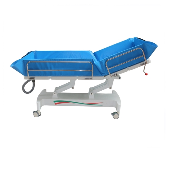 Picture of Hospital Manual Shower Bed AO-ST101