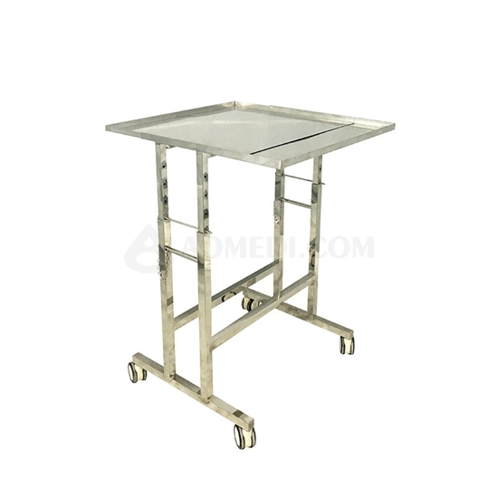 图片 Corrosion Resistant Durable Stainless Steel Tray Rack-AO SSA001B