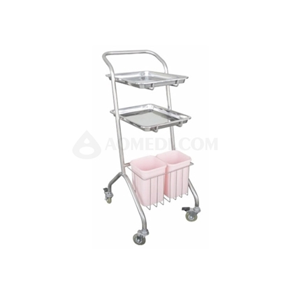 Picture of Stainless Steel Medical Infusion Trolley(AO-SSA003)