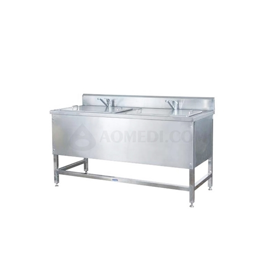 Picture of Stainless Steel Decontamination Station Sink AO-SSA004