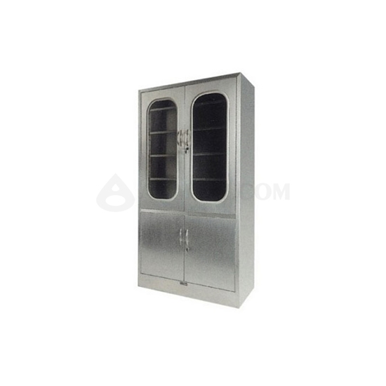 Picture of Stainless Steel Medical Supply Cupboard AO-SSA006