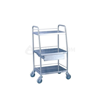Picture of Stainless Steel Instrument Cart  AO-SSA009