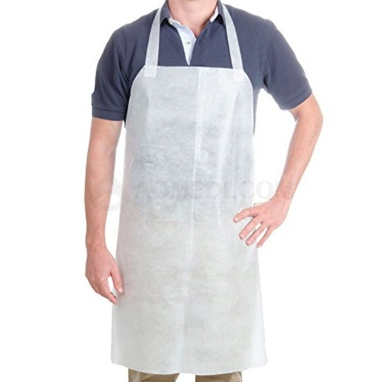 Picture of Medical Disposable Apron AO-DA101