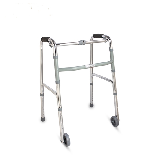 Picture of Adult Rehabilitation Walking Frame with Wheels (AO-AWA101)