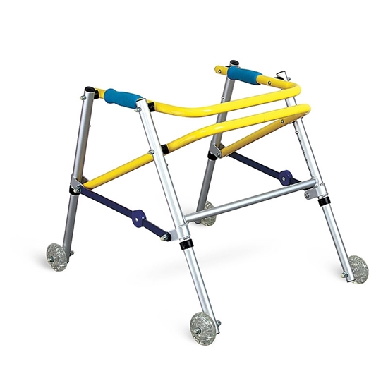 Picture of Children Mobility Walker with Wheels (AO-CWA102)