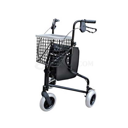 Picture of 3-wheel Rollator with Basket(AO-AR104)