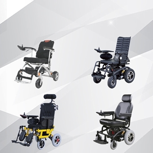 Image de la catégorie Electric Wheelchair