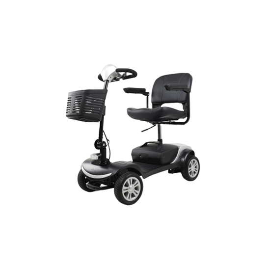 Foto de 4-Wheel Electric Mobility Scooter-ST MS01