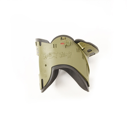 Picture of Emergency Adjustable Cervical Extrication Collar (EMS-A401C)