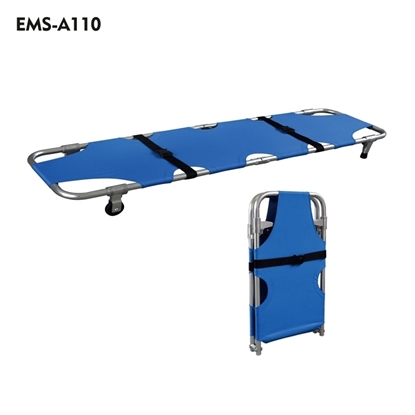 Picture of Lightweight Wheeled Stretcher  EMS-A110/EMS-A113/EMS-A114/EMS-A116