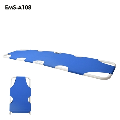 Picture of Emergency Rescue Aluminum Stretcher (EMS-A108/EMS-A109)