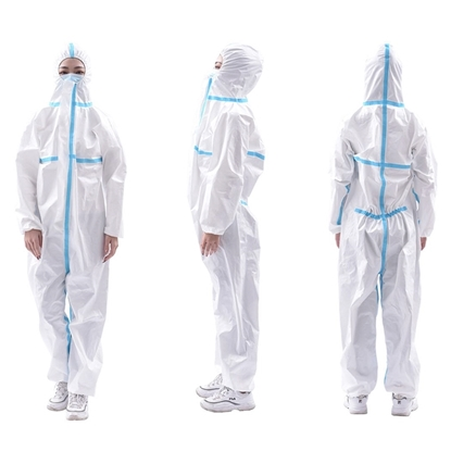 图片 Medical Disposable Protective Clothing AO-PC101