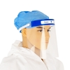 图片 Anti-fog Adjustable Dental Full Face Shield AO-FS102