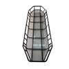 Carbon steel basket stretcher