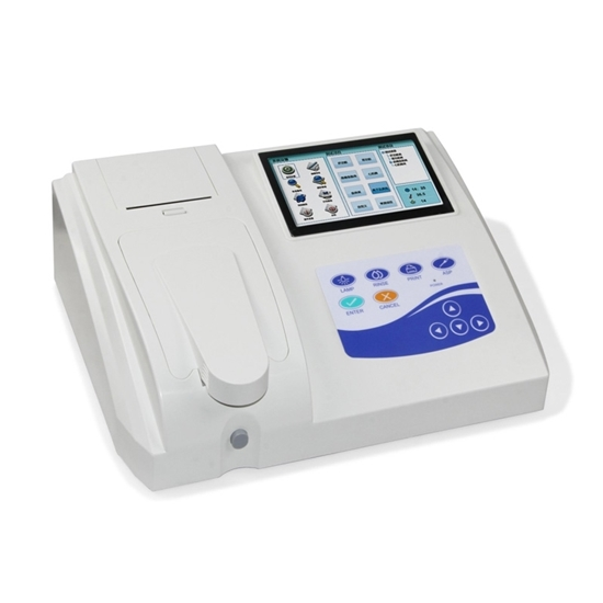 Picture of Digital semi-automatic biochemistry analyzer