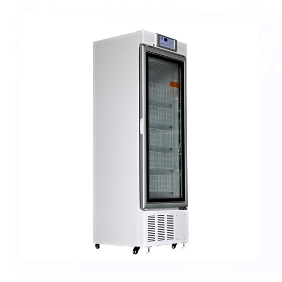 图片 Single door blood bank refrigerator hospital freezer