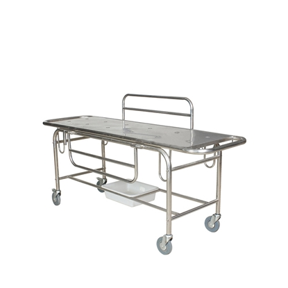 Изображение Stainless Steel Frame Patient Transport Stretcher