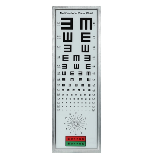 图片 Standard LED Visual Chart Light Box