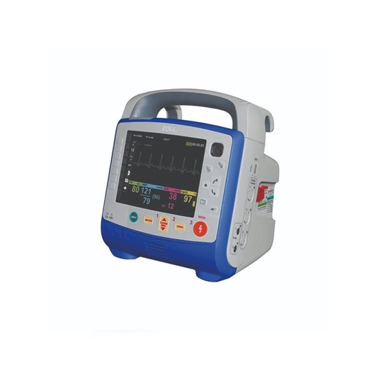 Foto de Portable Patient Multi-parameter  Vital Signs Monitor for Ambulance