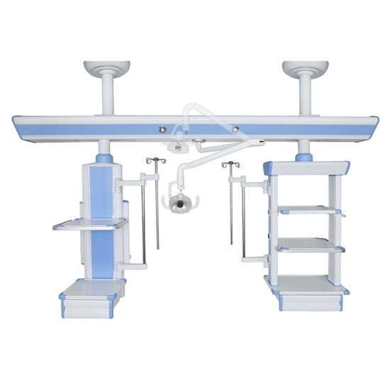 Изображение The ceiling-mounted double-arm medical pendant