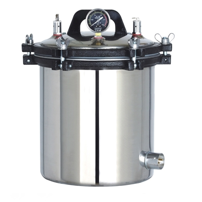 Image de Stainless Steel Medical Portable Steam Sterilizer